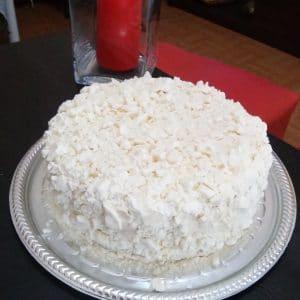 torta chaja